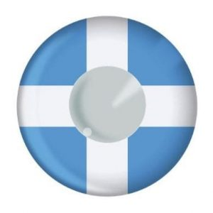 Accessoreyes St Andrews Flag 30 Day Wear Contact Lenses (DISC)