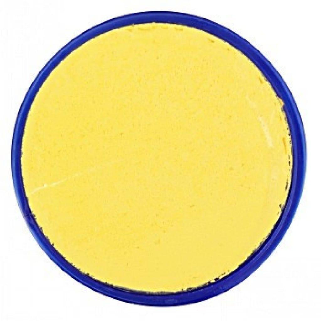 Snazaroo Water Based Facepaint Bright Yellow 18ml