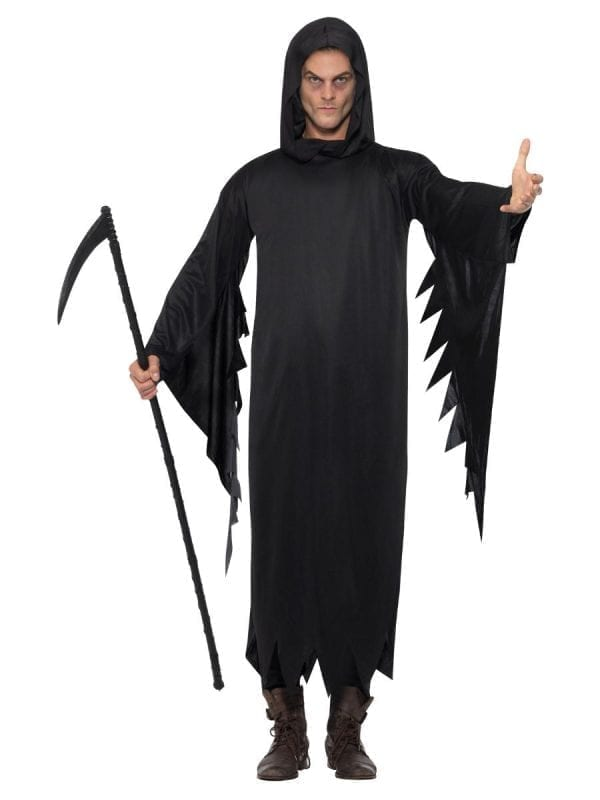 Screamer Halloween Mens Fancy Dress Costume
