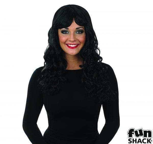 Black Temptress Wig
