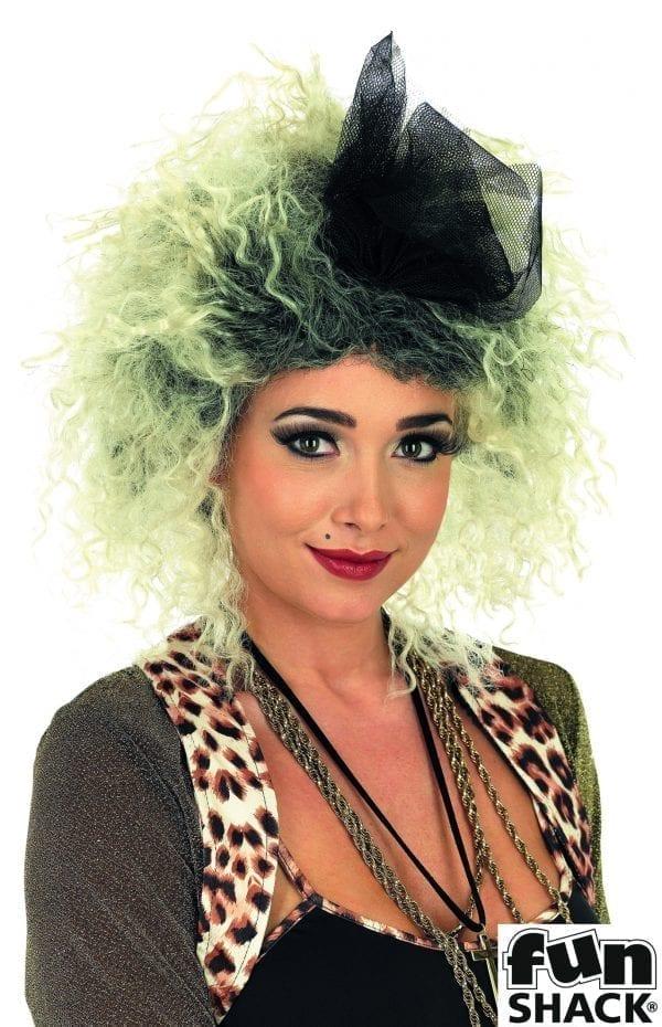 80's Pop Star Wig