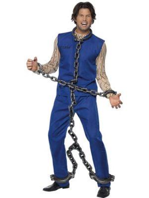 Convict Chains Silver