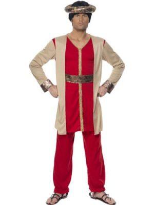 King Melchior Mens Christmas Fancy Dress Costume (DISC)