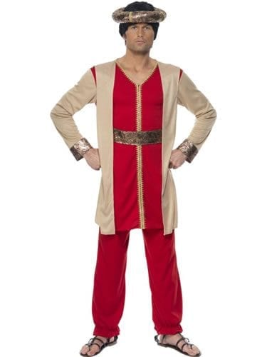 King Melchior Mens Christmas Fancy Dress Costume (DISC)