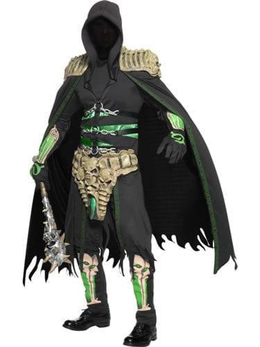 Soul Reaper Halloween Mens Fancy Dress Costume