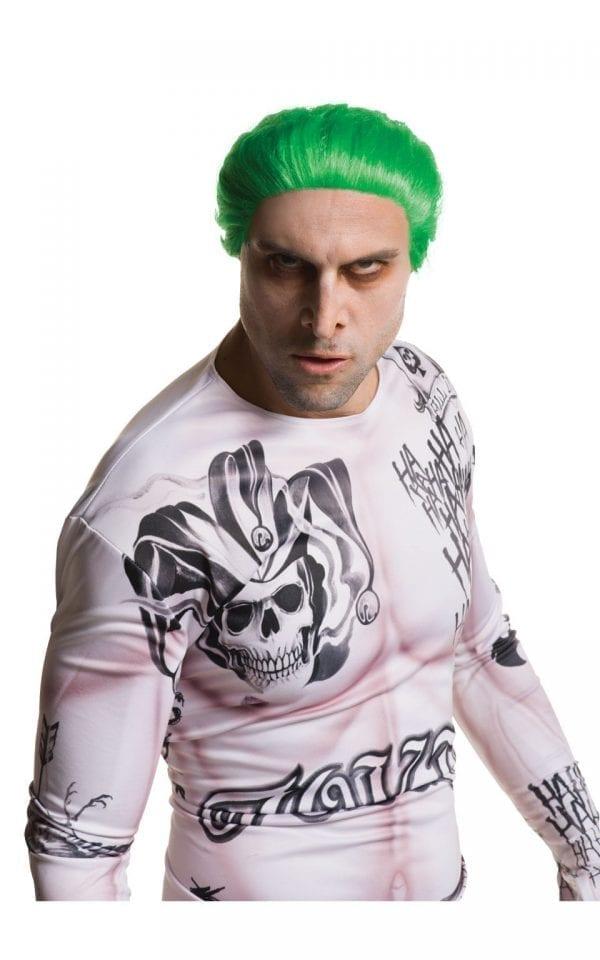 Suicide Squad The Joker Wig