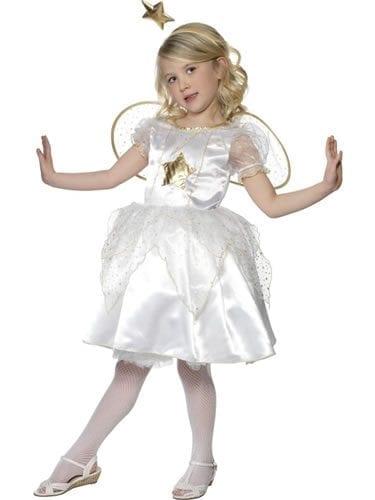Star Fairy Christmas Fancy Dress Costume