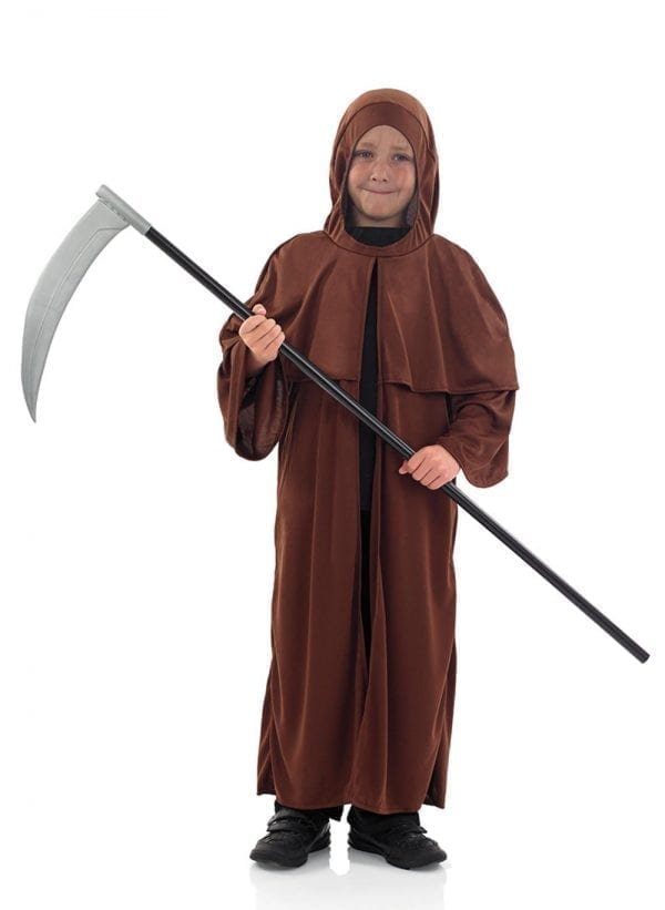 Medieval Monk Children's Halloween Fancy Dress Costume