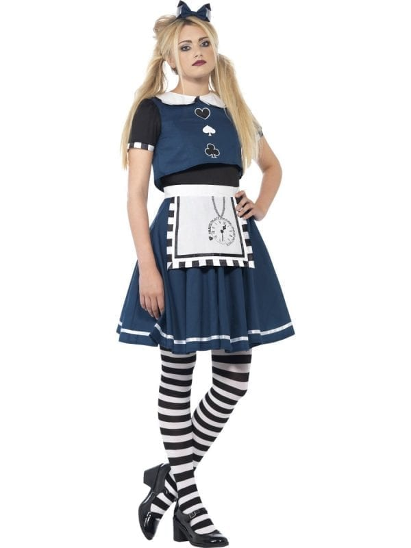 Dark Day Dreamer Young Adult Halloween Fancy Dress Costume