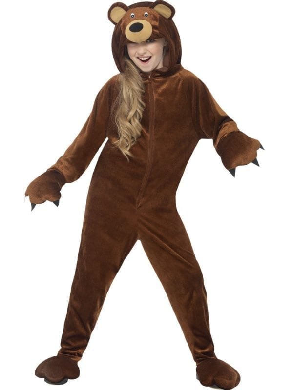 Bear Children's Fancy Dress Costume