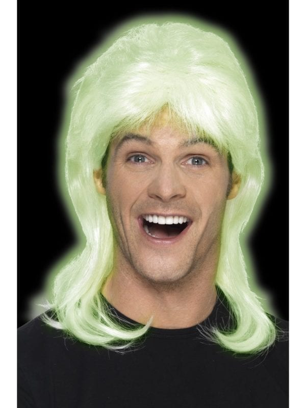 80's Party Mullet Wig