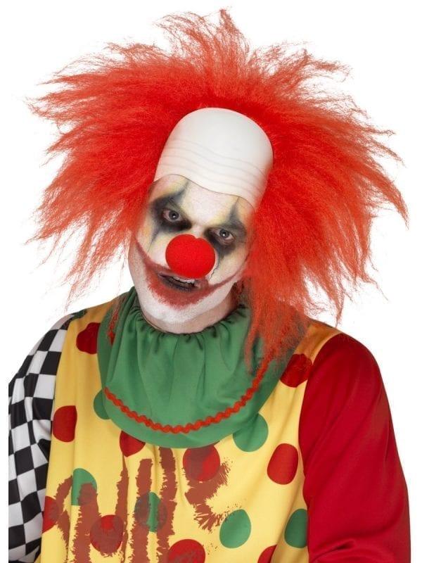 Clown Wig, Deluxe
