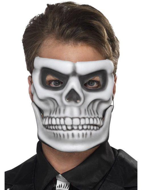 Day of the Dead Skeleton Mask