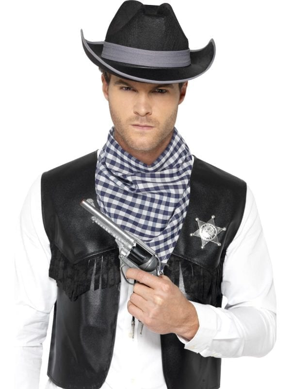 Western Kit Men's Fancy Dress Costume