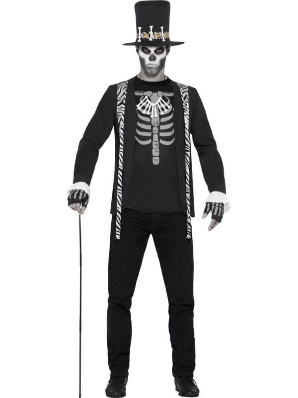 Witch Doctor Men's Halloween Fancy Dress Costume
