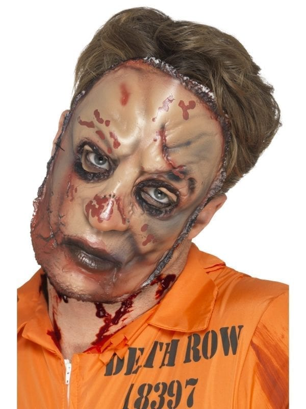 Zombie Full Face Flesh Mask