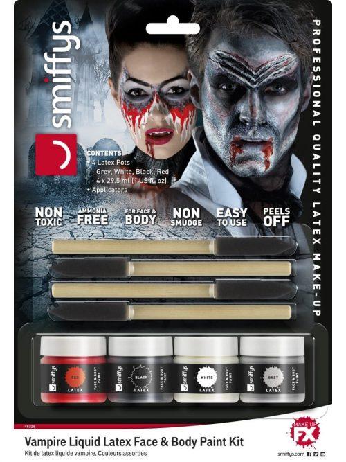Vampire Liquid Latex Kit