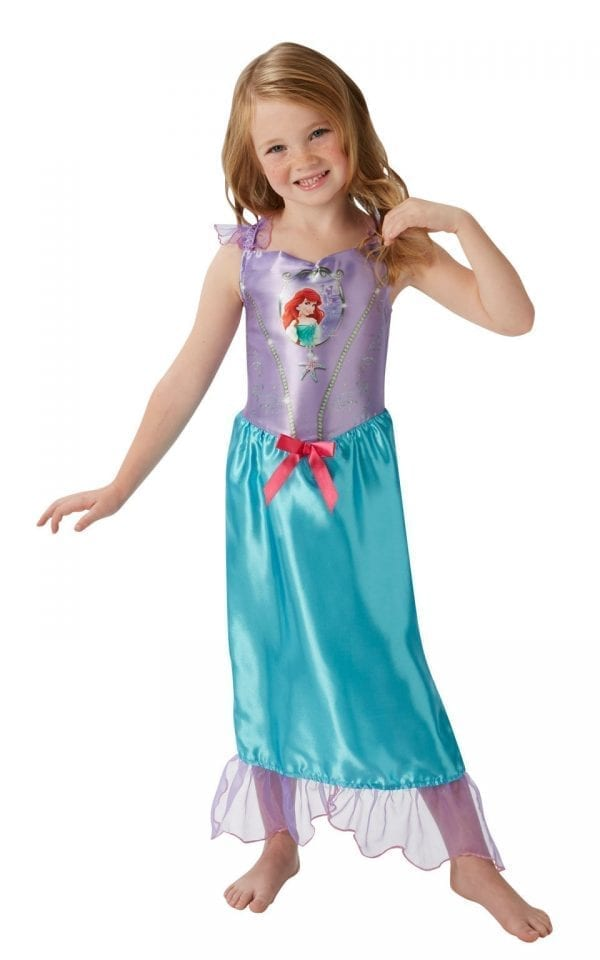 Disney Princess Fairytale Ariel Children's Fancy Dress Costume