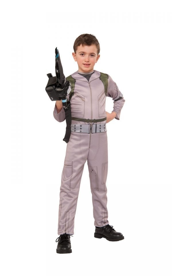 Ghostbuster's Boy Children's Fancy Dress Costume