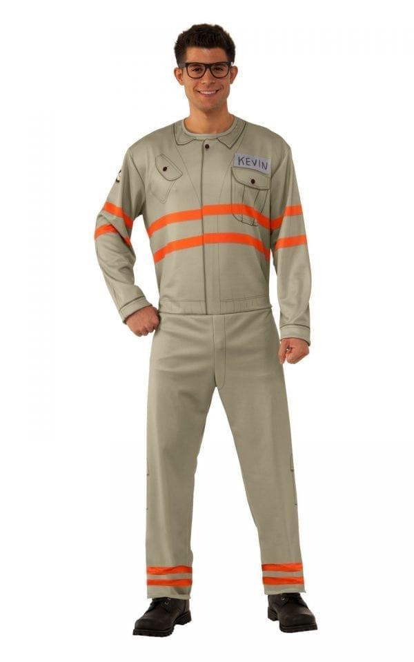 Ghostbuster's Kevin Men's Fancy Dress Costume