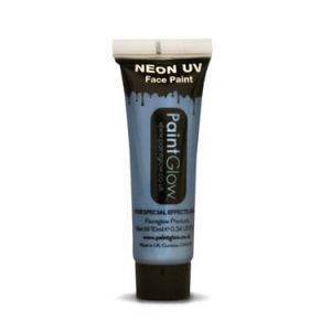Paintglow UV Face & Body Paint Neon Baby Blue