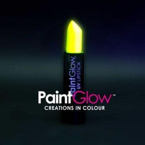 Paintglow UV Lipstick Yellow