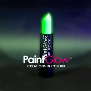 Paintglow UV Lipstick Green