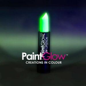 Paintglow UV Lipstick Green
