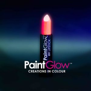 Paintglow UV Lipstick Red