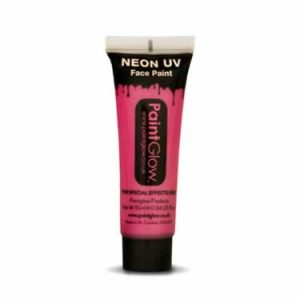 Paintglow UV Face & Body Paint Neon Baby Pink