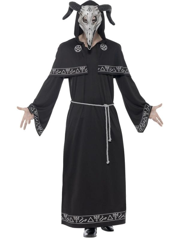 Cult Leader Men's Halloween Fancy Dress Costume