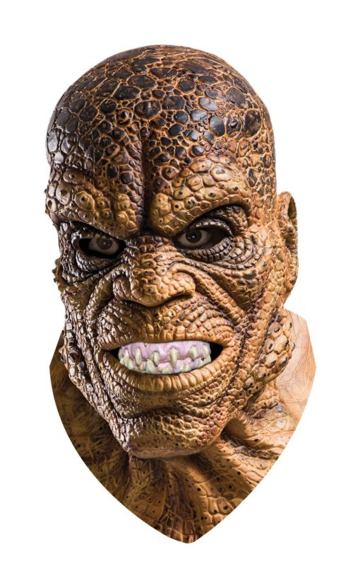 Suicide Squad Killer Croc Overhead mask