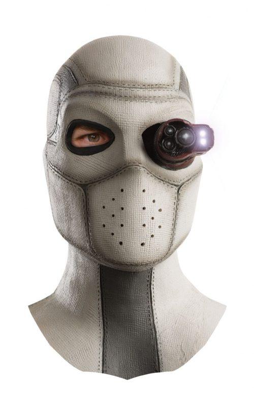 Suicide Squad Deadshot Light-Up Mask
