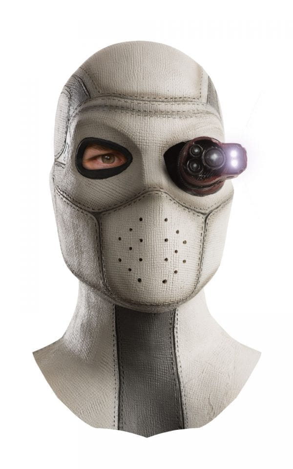 Suicide Squad Deadshot Light-Up Mask