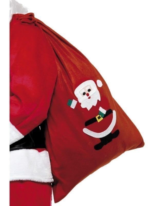 Santa Sack Red