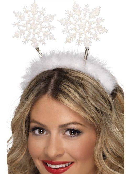 Snowflake Head Boppers