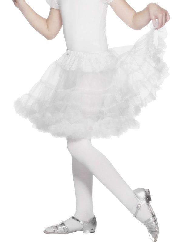 White Child's Petticoat