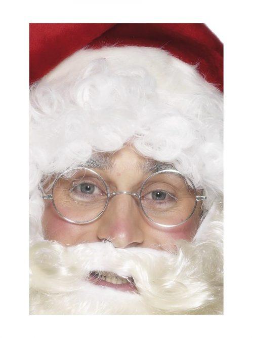 Wire Framed Santa Specs