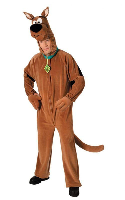 Scooby Doo Mens Fancy Dress Costume
