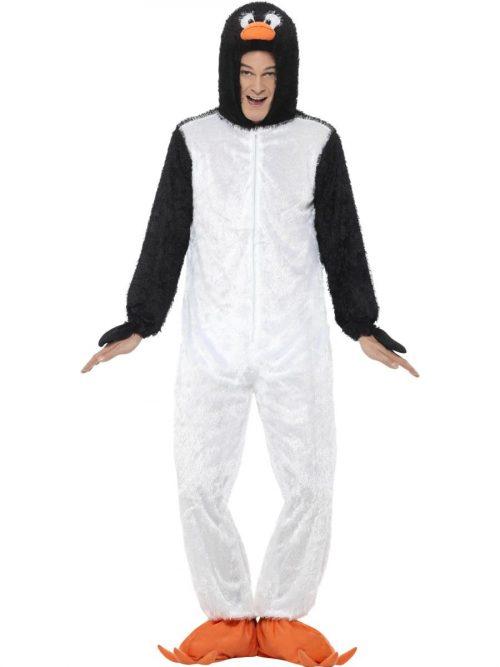 Penguin Unisex Adult Fancy Dress Costume