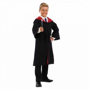 Wizard Cape (Harry Potter) Unisex Children's Fancy Dress Costume