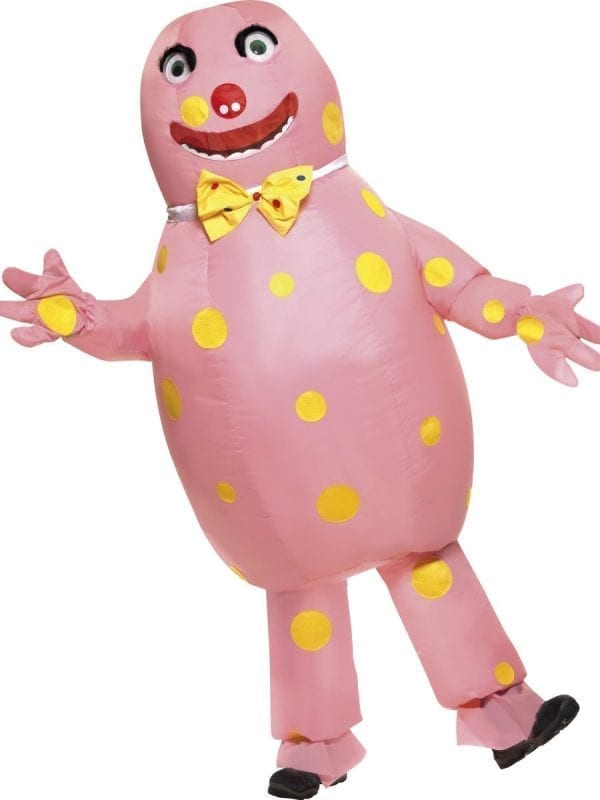 Mr Blobby Novelty Fancy Dress Costume