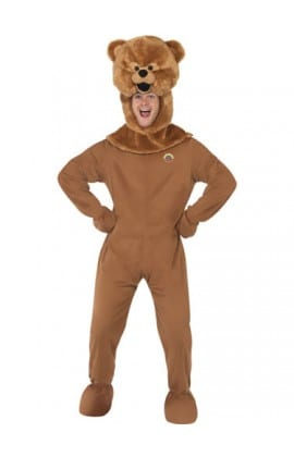Rainbow's Bungle Mens Fancy Dress Costume
