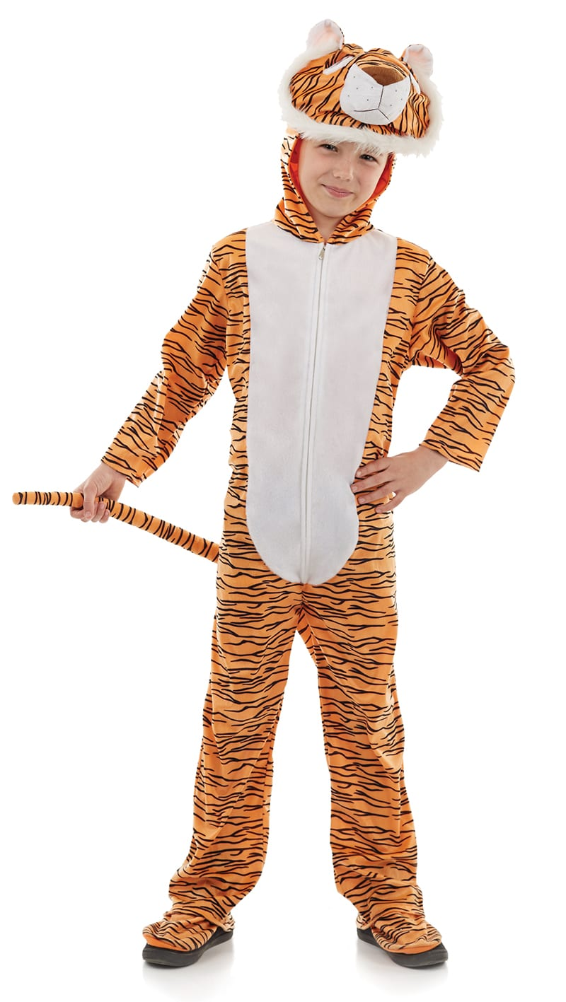 Tiger Unisex Children's Fancy Dress Costume