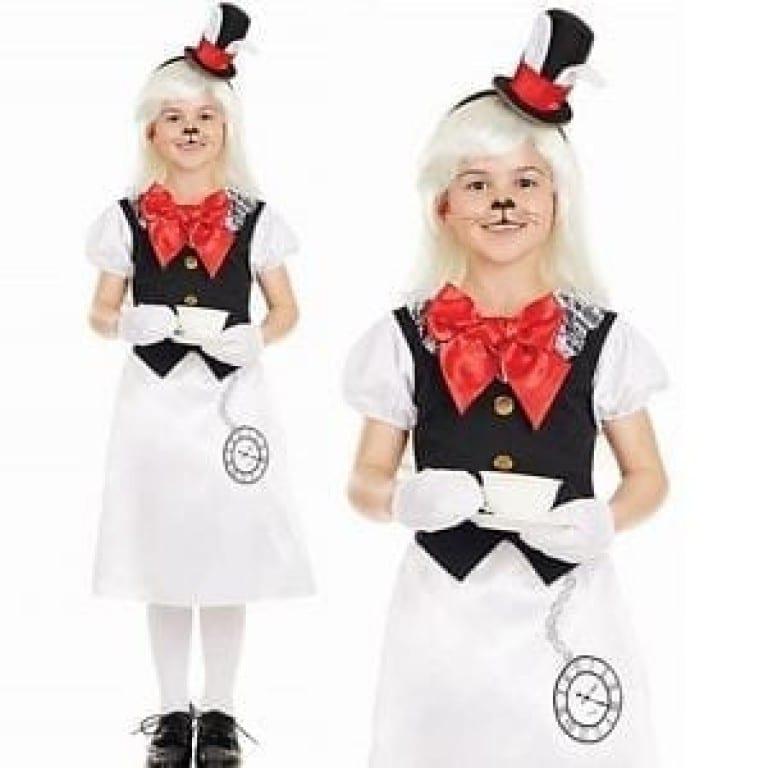 Miss Rabbit Children's Fancy Dress Costume-0