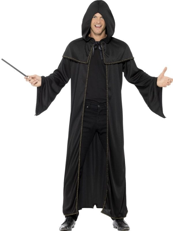 Wizard Cloak Unisex Fancy Dress Costume