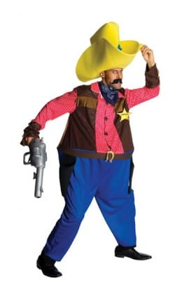 Big Tex Men's Novelty Fancy Dress Costume