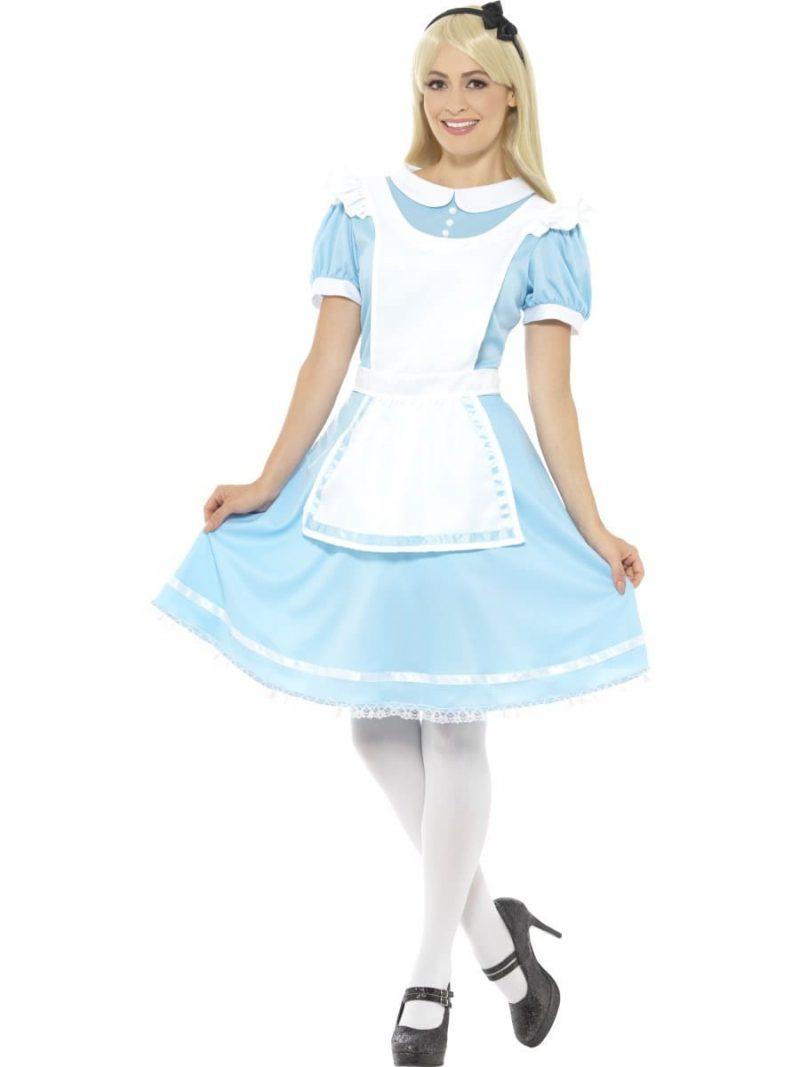 Wonder Princess Ladies Fancy Dress Costume