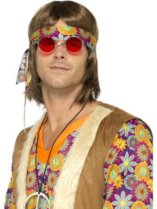 Hippie Specs, Red