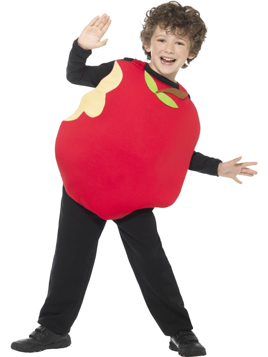 Apple Children's Unisex Fancy Dress Costume